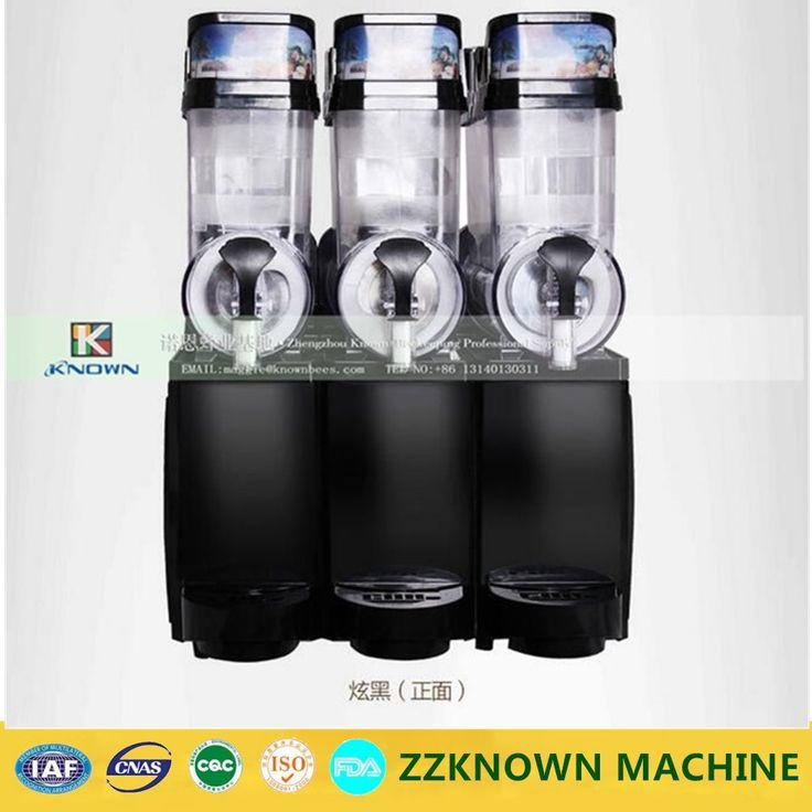 1290.00$  Watch now - http://alir81.worldwells.pw/go.php?t=32697869996 - Hot type triple cylinder slush machine cold drink machine,fruit juice dispenser beverage Cool beverage maker 1290.00$