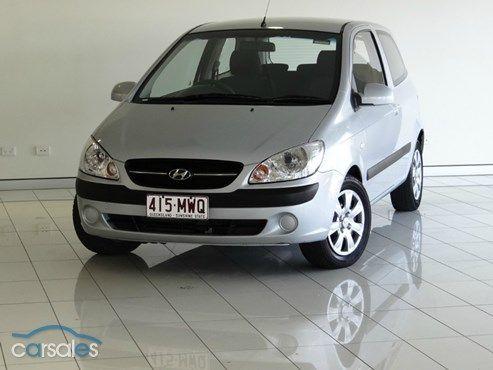 2008 Hyundai Getz TB S MY09