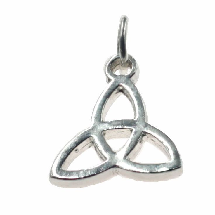 Buy our Australian made Triquetra Charm - SA-SACP615 online. Explore our range of custom made chain jewellery, rings, pendants, earrings and charms.