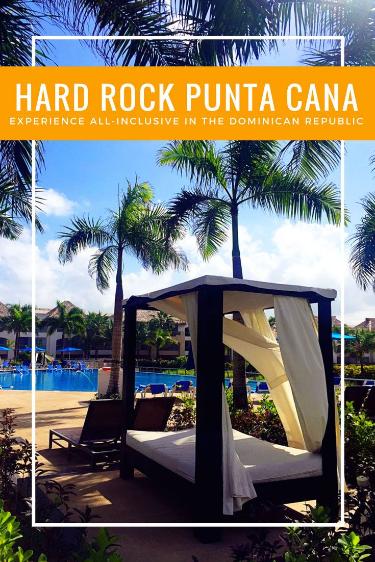 Hard Rock Punta Cana Hotel brings all inclusive to families, couples and friends looking for a all inclusive Punta Cana vacation this season.