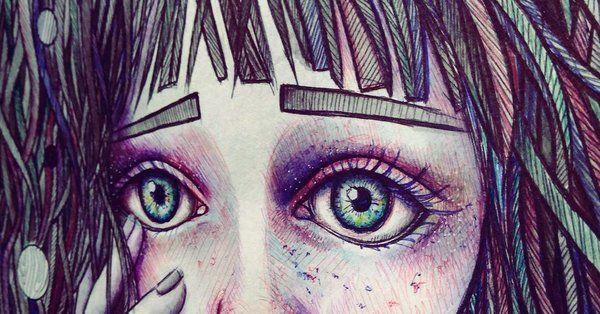 It is in the eyes.. by beathaart.deviantart.com on @DeviantArt