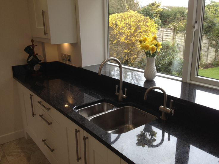 Frankie under mounted sink and Eiger tap. This also includes an instant filtered hot water tap.