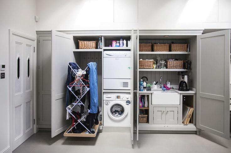 ✶Burlane's concealed utility room now you see it, then you don't!