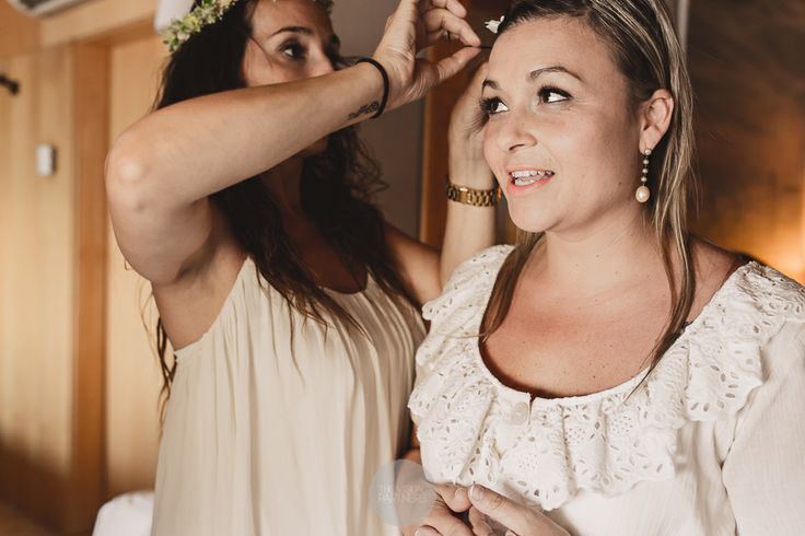 UNA BODA SORPRESA #wedding #mediterranean #beach #beachwedding #llove #bride