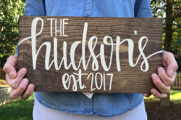 25 Best Ideas About Last Name Decor On Pinterest Name