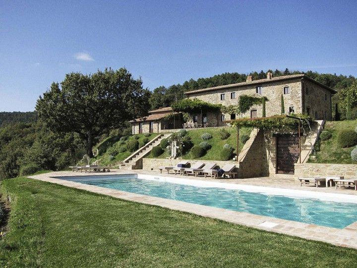 sobrecapa sótão: DESTINOS | A House In Umbria