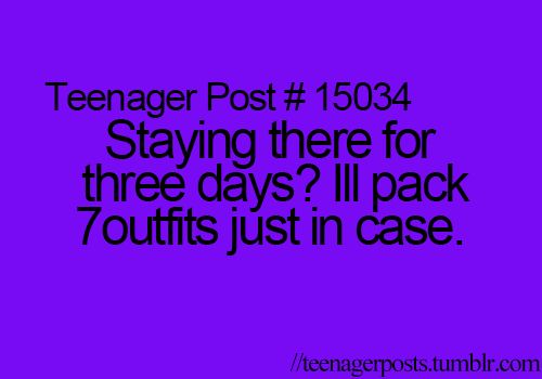 This is so me!!!!