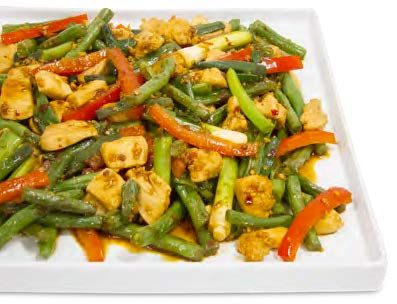 Nutrition Action | Healthy Recipes: Stir-Fried Green Beans