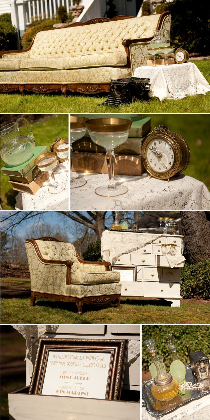 vintage victorian decorating ideas | Vintage Wedding and Party Ideas | OCCASIONS