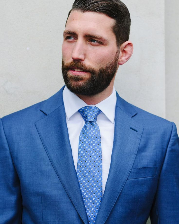 Blue and white, easy, classic and very underrated #hardyamiesaustralia #suitandtie