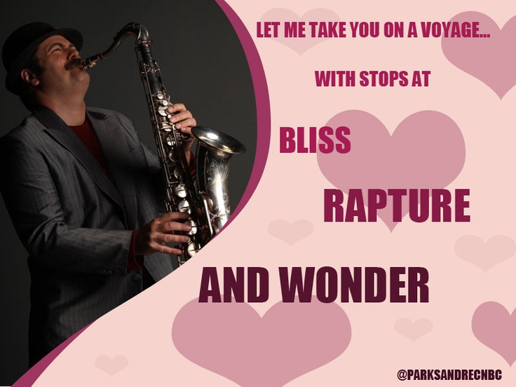 Duke Silver / Valentine's Day / #ParksandRec