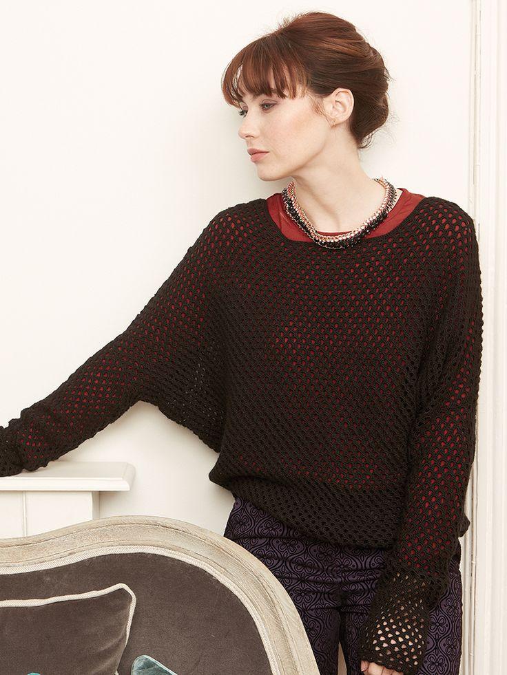 """Bissett"" at knitrowan.com - free crochet pattern"