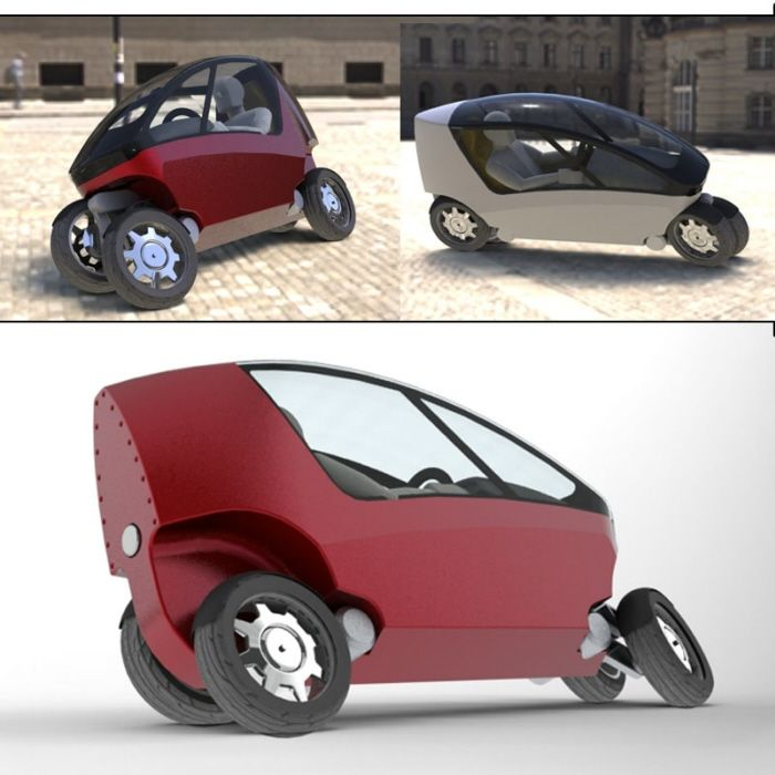 Best Electric Cars Diy Images On Pinterest Electric Vehicle