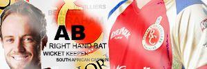 RCB 2015 IPL AB Devilliers