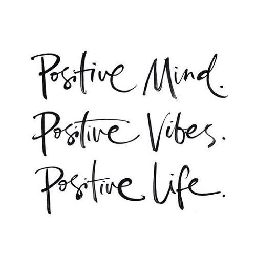 Quotes om positief door de dag te gaan