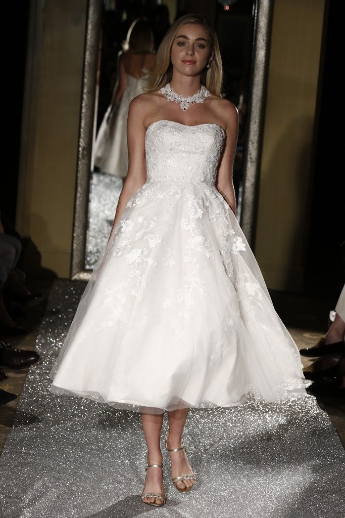 1000 Images About Tea Length Amp Short Wedding Dresses On