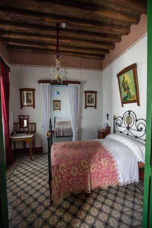 Casa museo de García Lorca, en Valderrubio. Granada. Donde la familia pasó muchos veranos y largas temporadas hasta 1925.