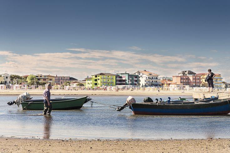 The fisherman world
