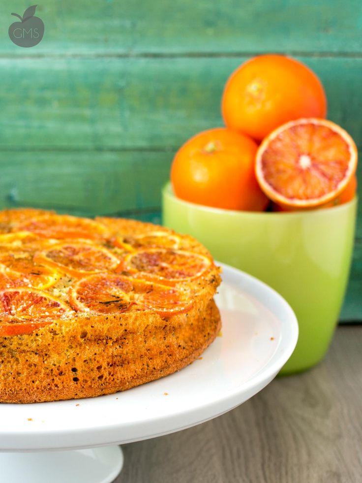 Torta all'arancia senza burro |Ricetta Light - Il Goloso Mangiar Sano