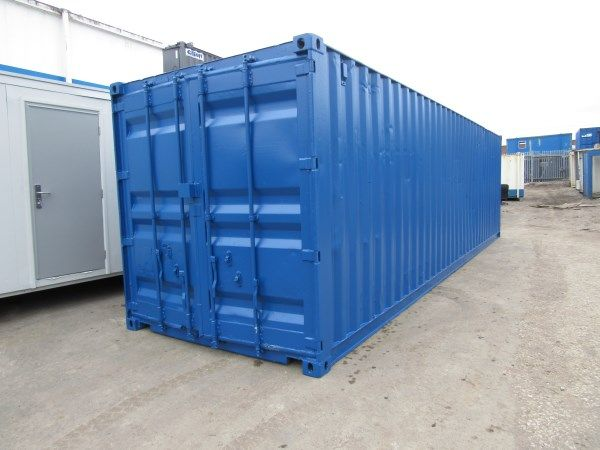 Storage And Moving Containers