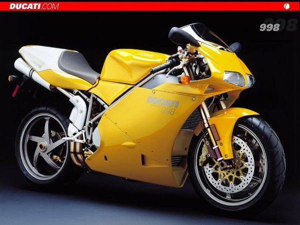 Vehicles Wallpaper : Ducati 998