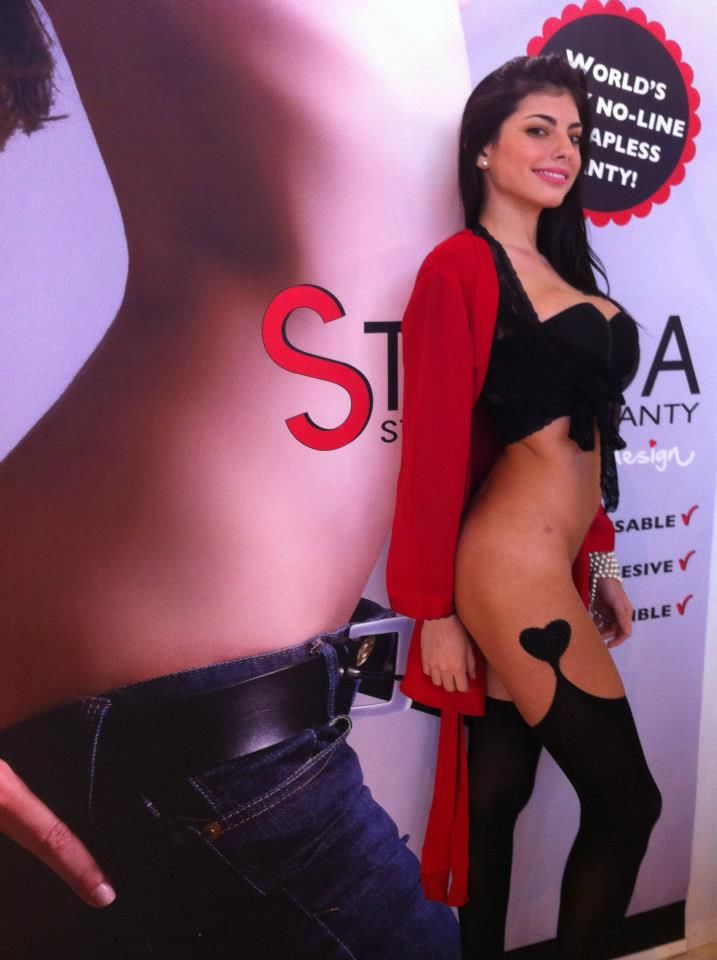 Stanga salon international de la lingerie january 2013 for Salon international lingerie