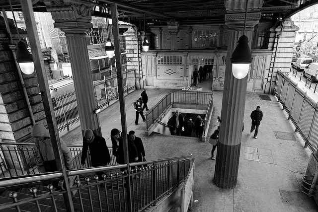 Barbes Paris Metro