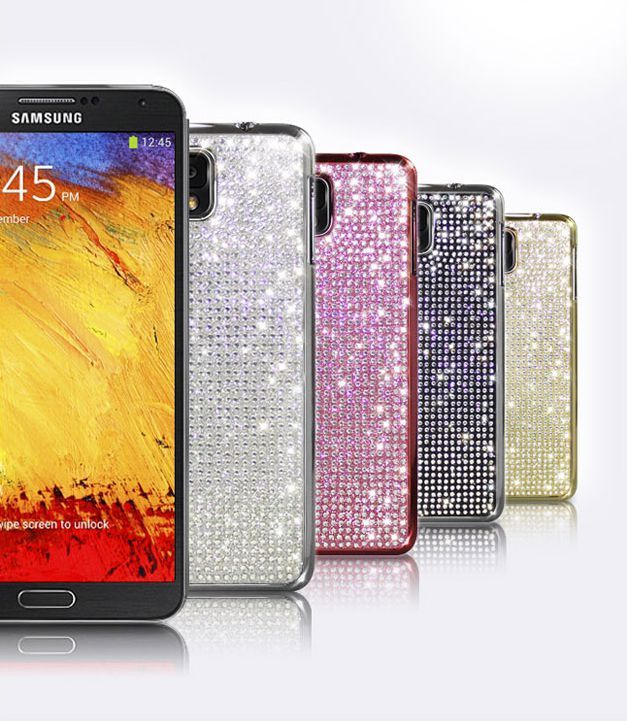 The Crystal… Its splendid power has always made the heart of each women in the world beat and also very happy. The artistic value of this luxurious fancy Galaxy Note 3 Dreamplus Persian Crystal Cubic Bling Case goes far beyond simple beauty and sturdiness.