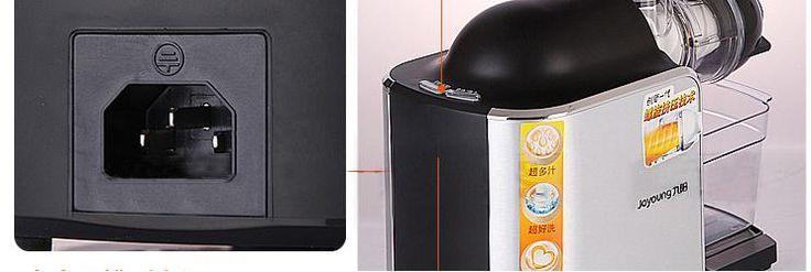 Бесплатная доставка Сок машина бытовой фрукты обновления Соковыжималки купить на AliExpress
