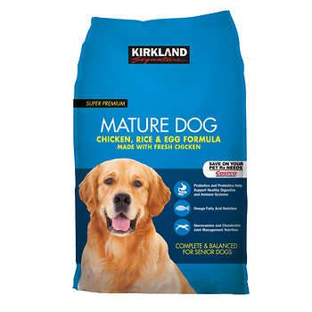 Costco Mature Dog Food