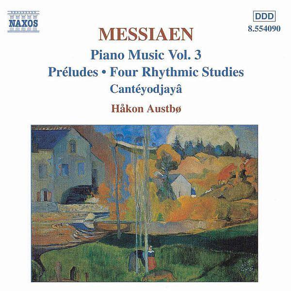 Œuvres pour piano-Håkon Austbø-Naxos