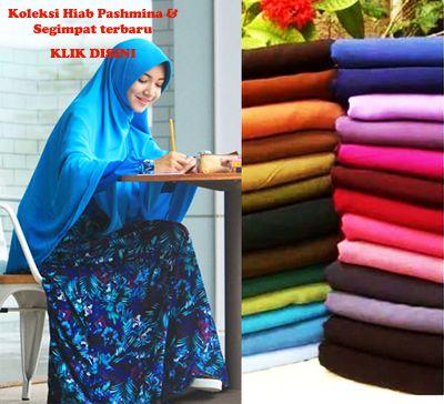 Cara memakai jilbab segiempat, segitiga, pakai hijab modis, panjang, trendy, modern, terbaru, kreasi zoya, rabbani, el-zata & tutorial kerudung lainnya