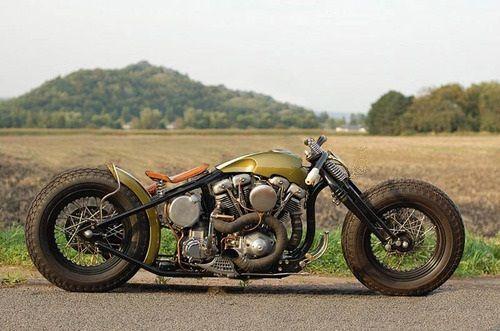 #motorcycles #custom #motos   caferacerpasion.com