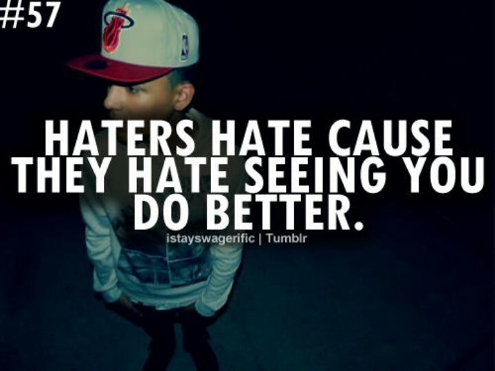 25+ Best Images About Haters On Pinterest