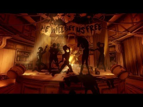Bendy And The Ink Machine Console Teaser Trailer Bendy The