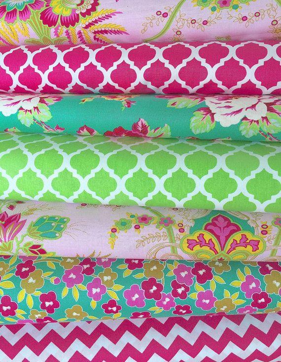 Designer Quality Fabric Finders Quatrefoils  by JuvieMoonDesigns