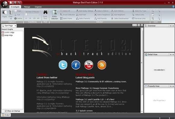 1. Maltego - Nine must-have OSINT tools