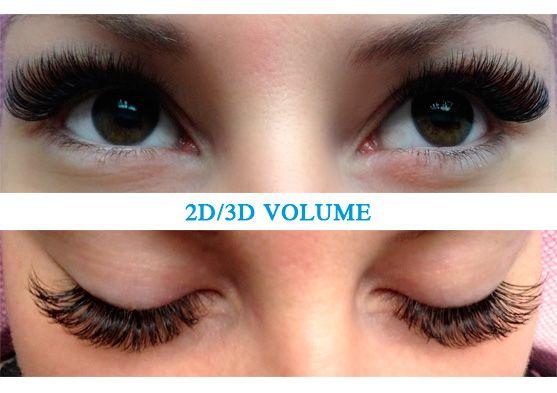 CORSO AVANZATO 2D/3D Impara la tecnica per dare doppio o triplo volume allo sguardo delle tue clienti. Approfondisci lo studio sulla tipologia di occhi e la struttura delle ciglia.