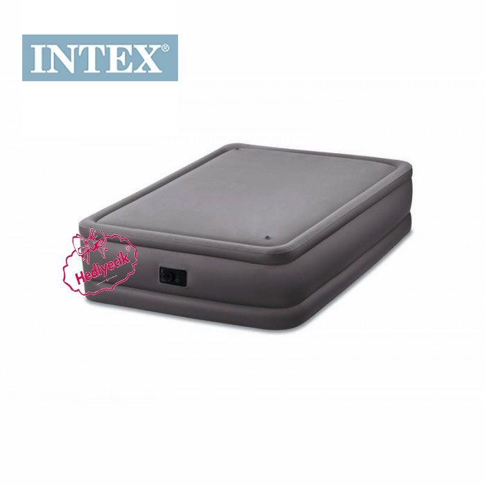 İntex Elektrikli Dura - Beam Köpük Top Yatak 152x203x51 cm IKY64468
