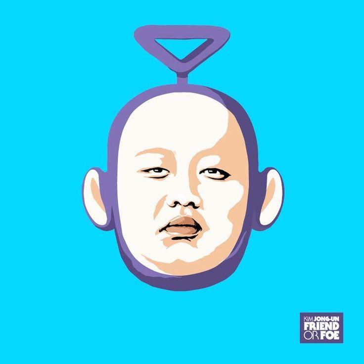 Tinky Winky Friend or Foe: Kim Jong-Un As A Pop Icon • Page 5 of 5 • BoredBug