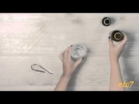 ¿Cómo hacer un aromatizador con esencia de citronela? #DIYMINUTO - YouTube