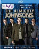 The Almighty Johnsons: Season 1 [3 Discs] [Blu-ray]