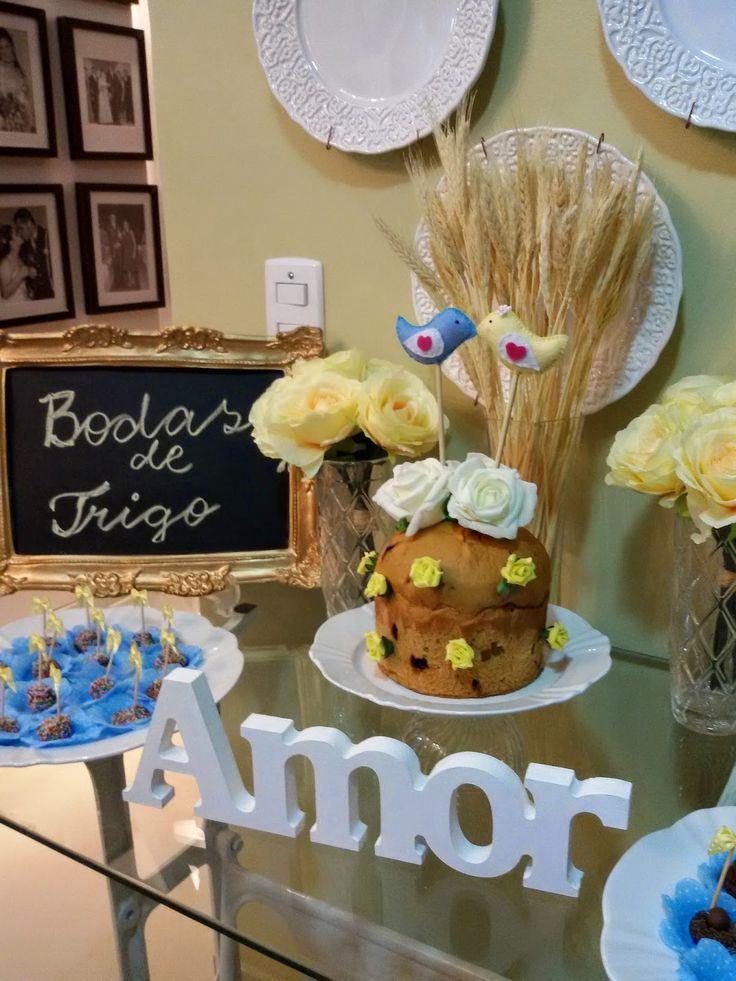 bodas de trigo - Pesquisa Google
