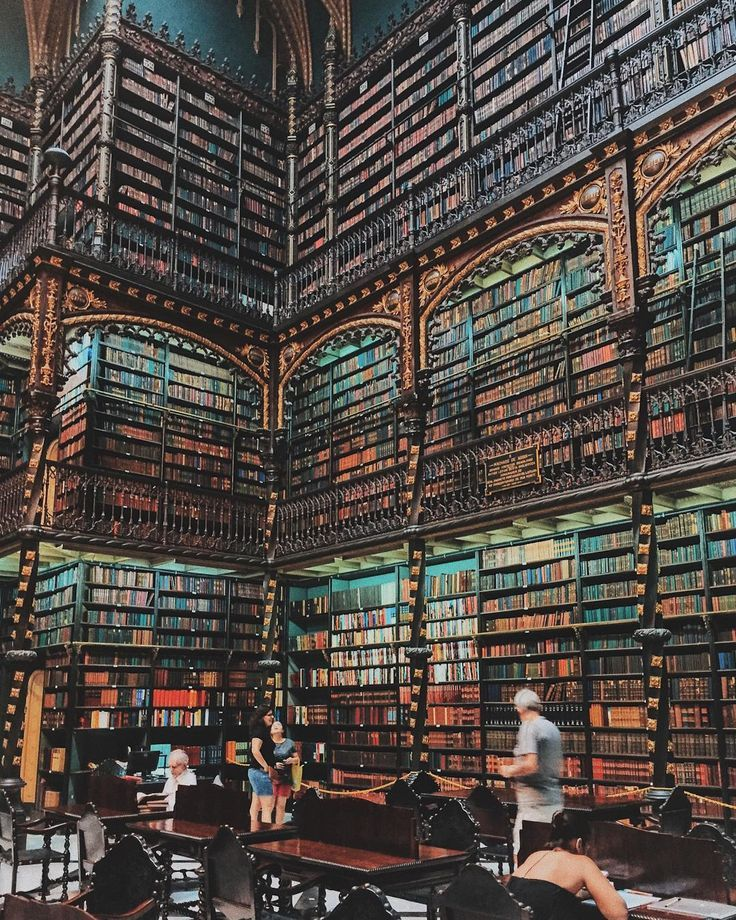 These 20 Libraries Around the World Look Like a Harry Potter Set