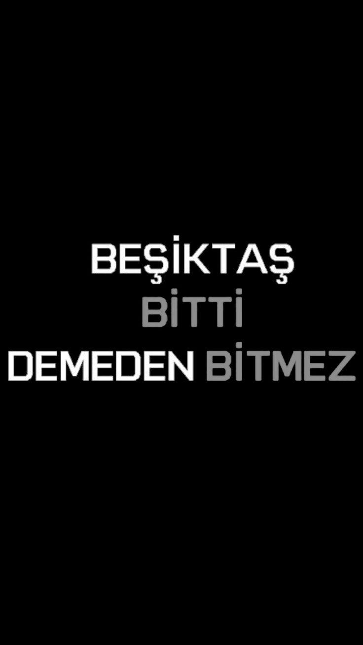 Sen Beşiktaş'san pes etmek yok! ⚫️⚪️