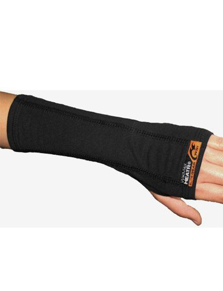 These babies keep my Raynaud's prone hands toasty warm in cold weather.  LOVE them!  HEATR® Wrist Warmers
