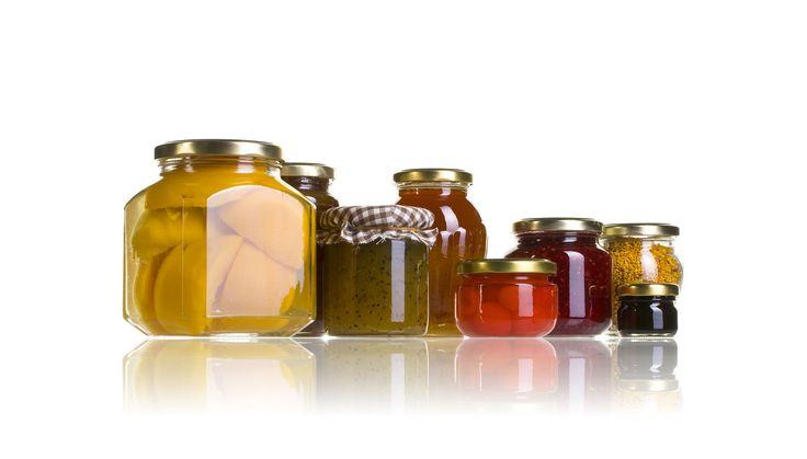 Familia de #tarros de #vidrio. Podrás envasar lo que quieras. juvasa.com