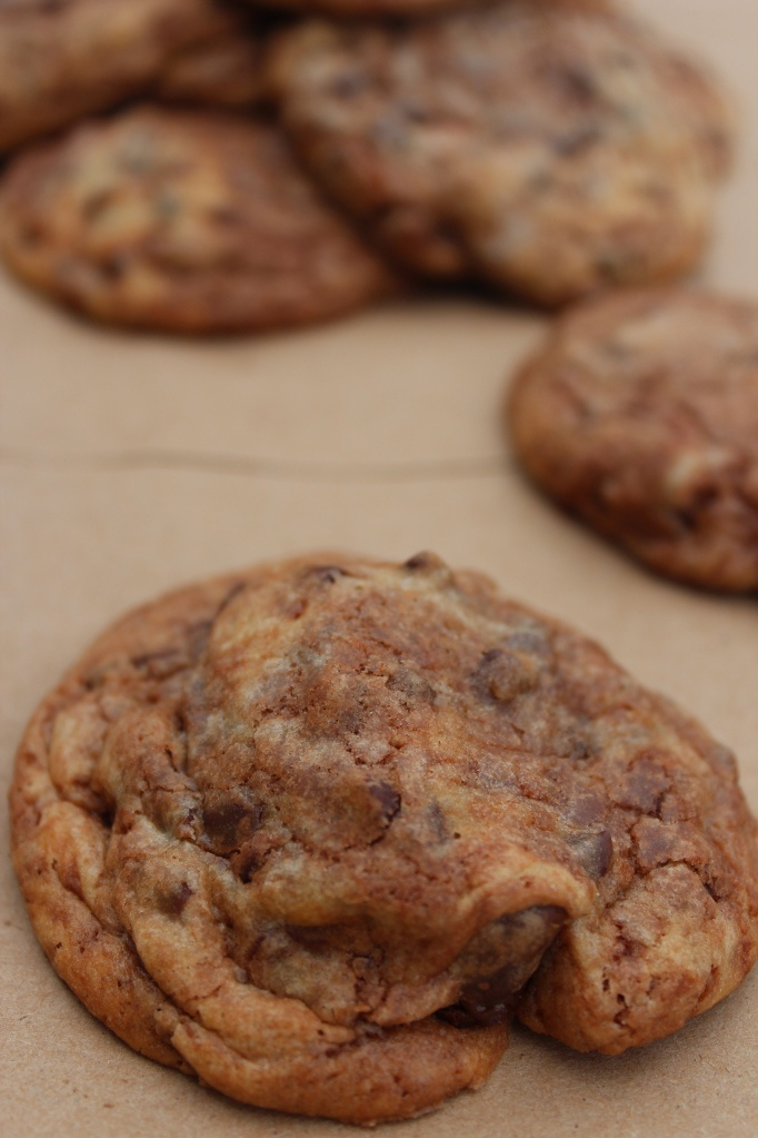 Nutella Chocolate Chip Cookies | Dessert Delight | Pinterest