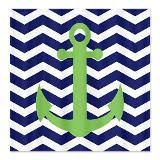 Anchor Shower Curtains | Anchor Fabric Shower Curtains - CafePress