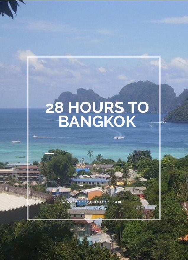 Read all about my drama of getting Bangkok. It took me 28 hours but in the plus side I flew business class!! Click to read..